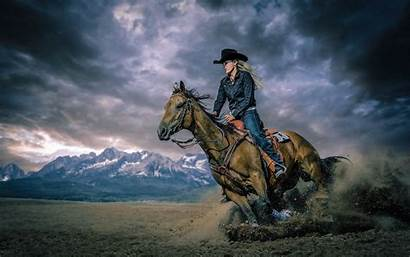 Backgrounds Wallpapers Western Horse Riding