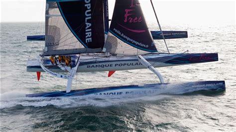 banque populaire si鑒e la meteo e l 39 arte di capire la sua evoluzione secondo pascal bidégorry yacht e vela