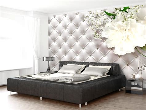 ladario da letto moderna carta da parati moderna design da letto
