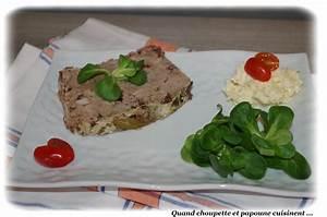 Terrine Foie De Volaille Et Porc : terrine au porc et insert foie de volaille quand ~ Farleysfitness.com Idées de Décoration