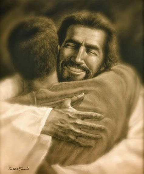 Image result for jesus hug
