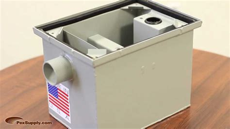 Sizing Your Grease Trap Youtube