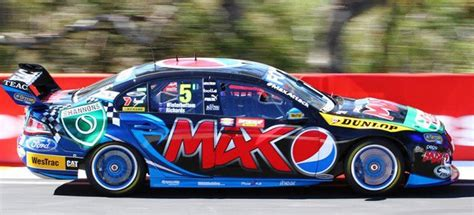 bathurst winning ford falcon v8 supercar surfaces