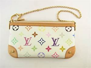 Tasche Louis Vuitton : louis vuitton tasche mini clutch pochette multicolor ~ A.2002-acura-tl-radio.info Haus und Dekorationen