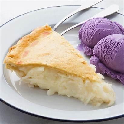 Filipino Desserts Pie Buko Crispy Bar Manila