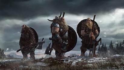 Viking Vikings Wallpapers Wallpapersafari Kills Dragon