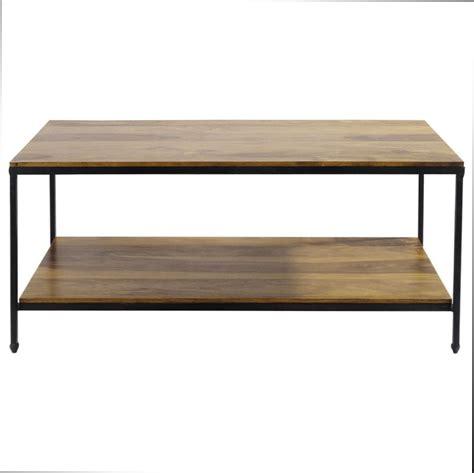 table basse table basse maison du monde luberon