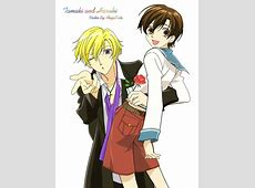 Club Tamaki Ouran School Haruhi X High Host 8
