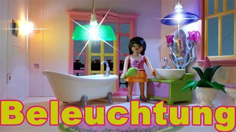 Beleuchtung Für Das Romantische Puppenhaus Von Playmobil
