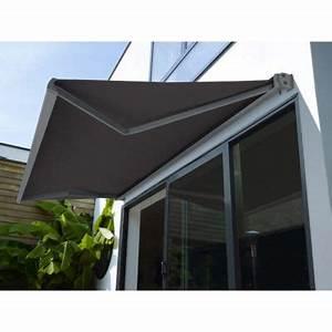 Coffre De Terrasse : store de terrasse coffre motoris cendre 5 x 3 5m castorama ~ Melissatoandfro.com Idées de Décoration
