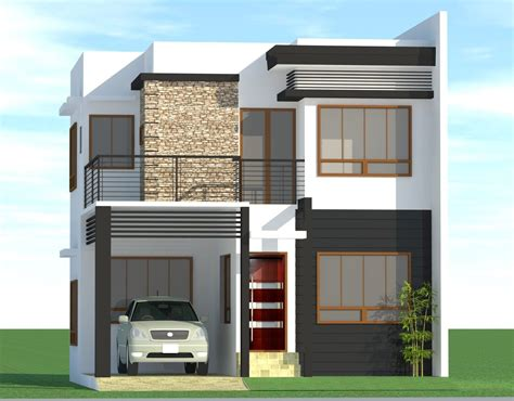 home plans for small lots modern house plans with photos in sri lanka australia