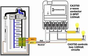 Ca3750 Intermatic Intouch 220volt Dpst Wiring Diagram