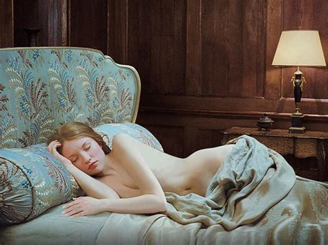 Emily Browning  Sleeping Beauty 2011  Clarisse Pinterest