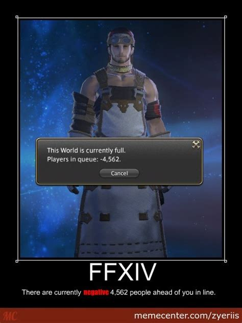 Ff14 Memes - just ffxiv things by recyclebin meme center