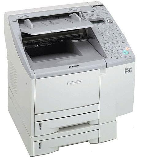 Canon Laser Class 730i Fax Machine Reconditioned