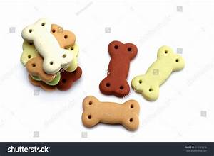 Dog Food Pile Dog Biscuits Shape Stock Photo 419565316 ...