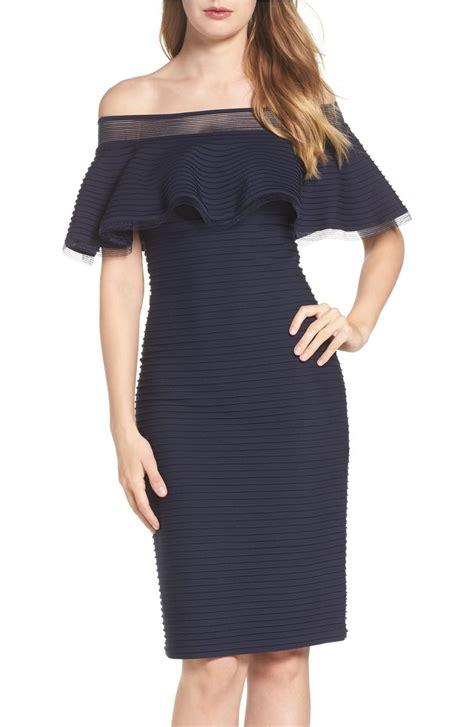 trendy the shoulder dresses for 2017 kentucky derby