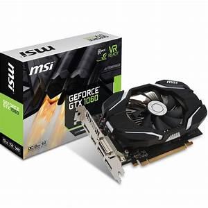 MSI GeForce GTX 1060 GT OC Single Fan 6144MB … | OcUK