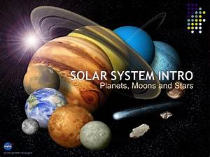 Introduction to the Solar System