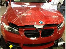 BMW M3 St Louis paint protection film Xpel Ultimate