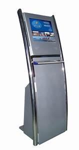 China Information Kiosk System - China Touchscreen Monitor