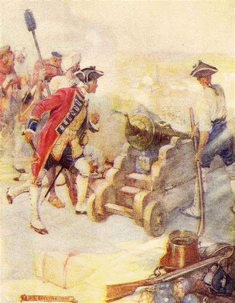 siege canon siege of arcot