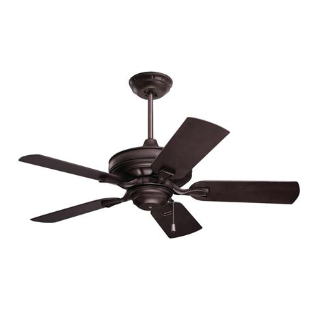 oscillating ceiling fan home depot troposair mustang 18 in oscillating rubbed bronze indoor