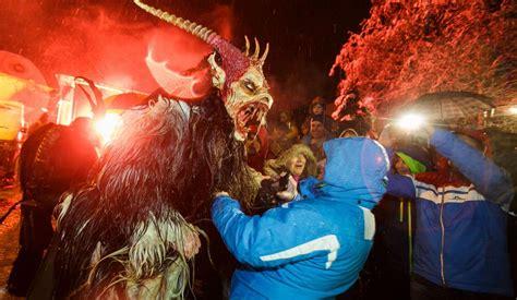 the origin of krus europe s evil twist on santa