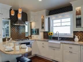 designer tiles for kitchen backsplash photos hgtv