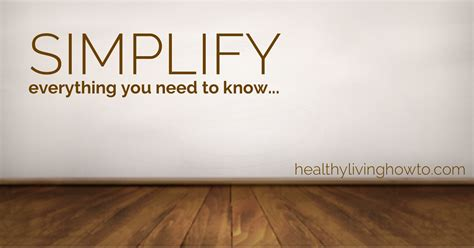 Simplify! Everything You Need To Know