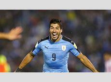 Luis Suárez lidera nómina de Uruguay para choques