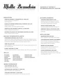 resume skills for it mollie beaudoin design glass castle