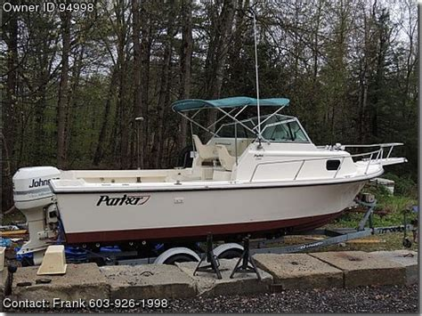 Parker Boats For Sale By Owner by 1997 Parker Walkaround Used Boats For Sale By Owners Boatsfsbo