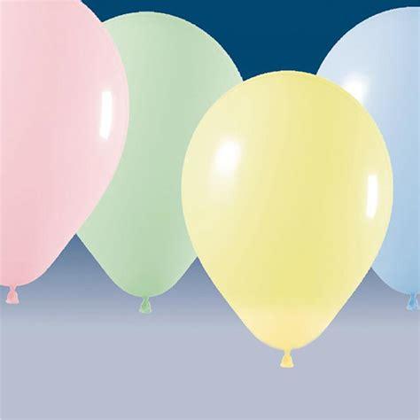 Was Sind Pastellfarben by Luftballons Pastellfarben 10er Pack G 252 Nstig Kaufen Bei