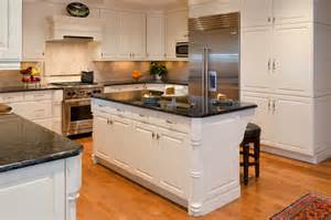 Island Kitchen Sink Traditional 1 Traditional Kitchen Richmond By Custom Kitchens Inc