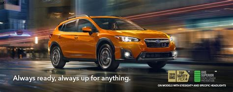introduction  crosstrek subaru canada