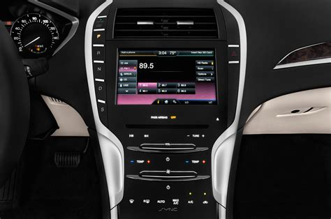 lincoln mkz gains continental  face  hp