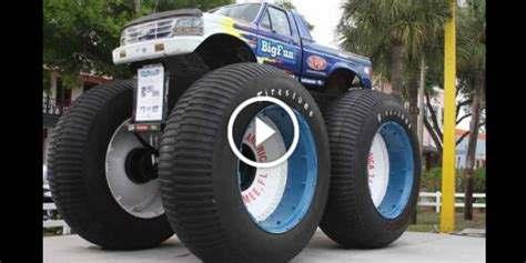 monster truck bigfoot video bigfoot 1 the monster truck that initiated the trend 25