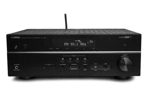 yamaha rx v483 yamaha rx v483 5 1 channel 145w home theatre av receiver