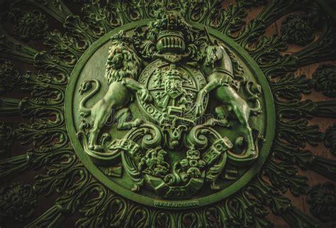 stemma reale inglese a wellington arch fotografia stock immagine di copia forgia 59950990