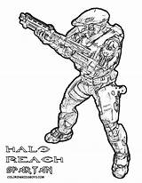 Coloring Halo Army Pages Boys Reach Printable Guy Soldier Soldiers Printables Colouring Mountains Spartan Quality Helmet Comments Pdf Drawings Coloringhome sketch template