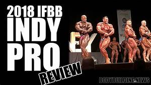 Indy Pro Ifbb Bodybuilding Review 2018