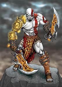 Kratos and Zeus (god of war) vs Zeus and Ares (marvel ...