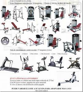 Machine de musculation pas cher