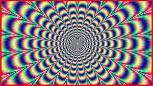 experience illusion d39optique en video test illusion With toute les couleurs de peinture 9 illusion doptique
