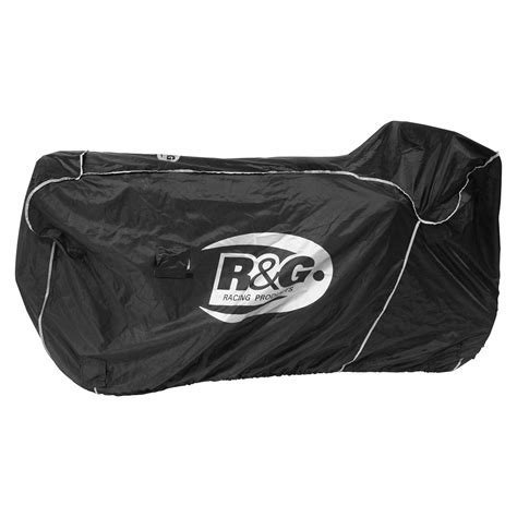 'new Type' R&g Superbike Outdoor Motorcycle Cover Bc0006bk