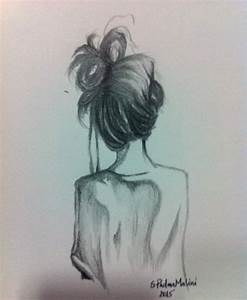 Alone Girl Pencil Sketch Pencil Sketches Of Alone Boy And ...