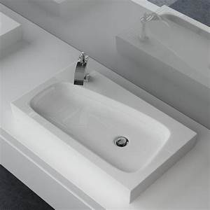 Tisch Für Aufsatzwaschbecken : design keramik aufsatz waschbecken tisch ~ Markanthonyermac.com Haus und Dekorationen
