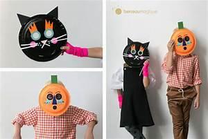 Masque Halloween A Fabriquer : masque d 39 halloween ~ Melissatoandfro.com Idées de Décoration