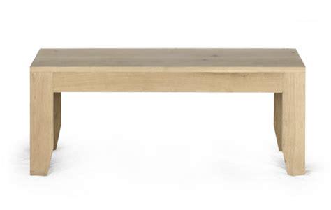bout de canapé design sharewood banc console bout de canapé